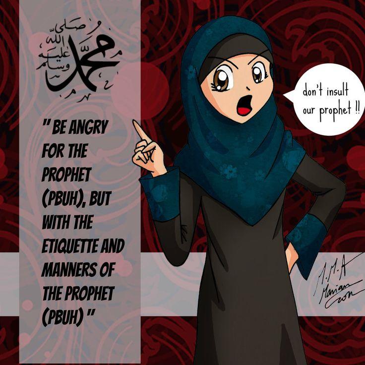 don't insult our prophet !! by madimar.deviantart.com on @DeviantArt