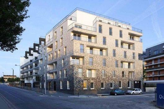 26 Apartments / Pierre Alain Trévelo & Antoine Viger-Kohler architectes
