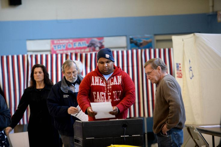 New Hampshire Democrats call out Republicans for attempting to pass 'poll tax' on college students #college