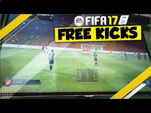 """www.fifa-planet.c... - FIFA 17 NEW FREE KICKS SYSTEM EXPLAINED / TUTORIAL - NEW REVOLUTIONARY SET PIECES FIFA 17 FREE KICKS – SET PIECES EXPLAINED (PART1) ►Buy cheap & safe coins here www.fifacoin.com/ 15% Discount Code """"Ovvy"""" ►Cheap Games & Codes www.g2a.com/r/ovvy – Use """"Ovvy"""" for 3% OFF…. �"""