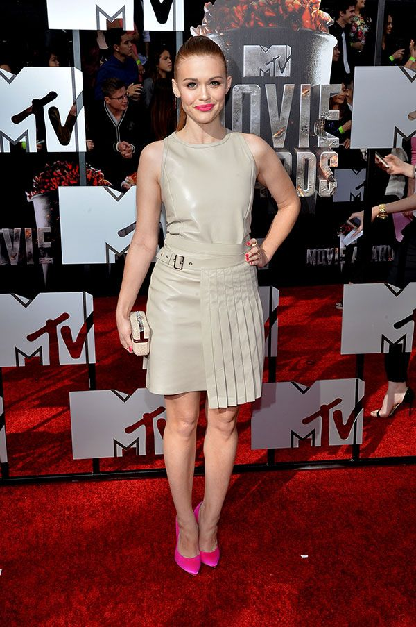 2014 MTV Movie Awards: Holland Roden
