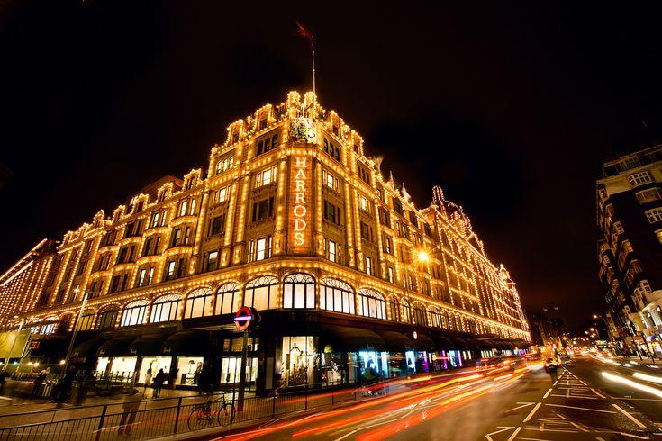 Harrods, Knightsbridge, London | Flickr - Photo Sharing!