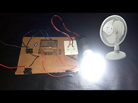 How to make inverter 12V to 220V-240V 500W (part2) -Specific