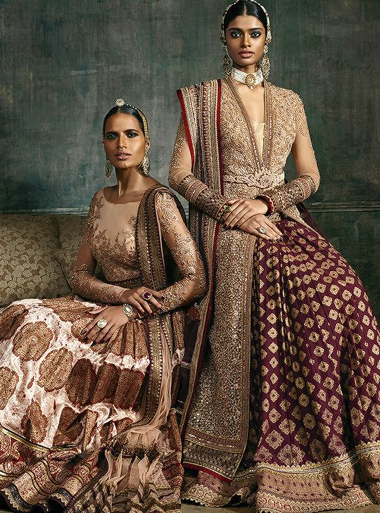 Tarun Tahiliani Spring/Summer 2016 Collection