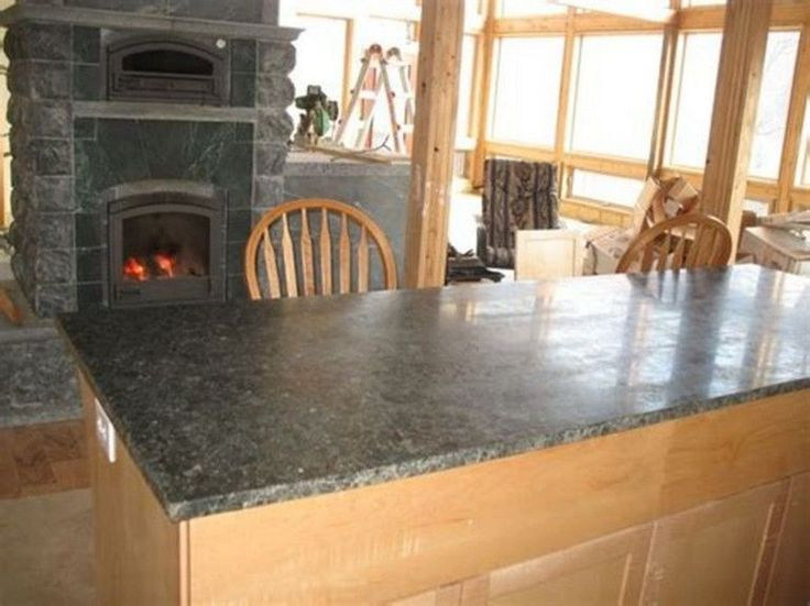 25 awesome honed black granite countertop ideas for