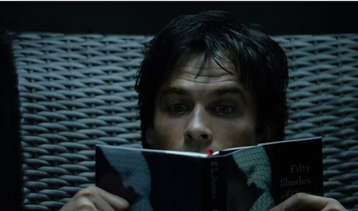 """50 Sfumature di Grigio nel nuovo trailer di """"The Vampire Diaries"""""""