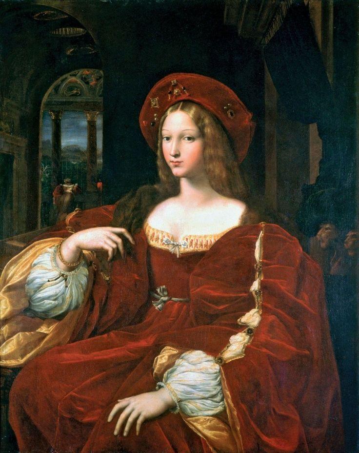 LE LOUVRE | Raphael peintre, Portrait