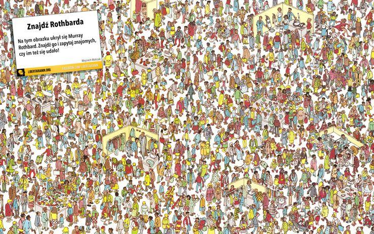 #gdzie #wally #znajdz #wallyego #rothbard #zabawa #gra