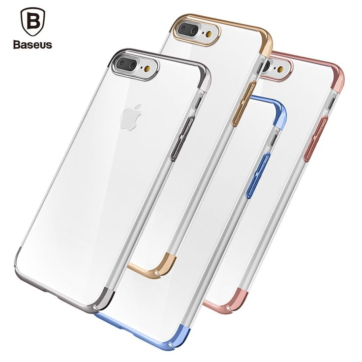 Find More Phone Bags & Cases Information about Baseus New PC Hard Cover For iPhone 7 Case For iPhone 7 Plus Case Anti scratch Electroplating Protective Phone Bag Shell,High Quality cover for htc evo 3d,China cover pc Suppliers, Cheap cover cradle from Ranshine (HK) Technology Co., Ltd. on Aliexpress.com