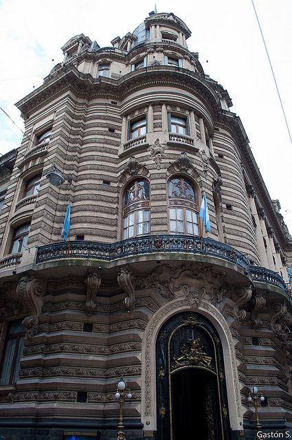 Architecture, Centro Naval, Buenos Aires