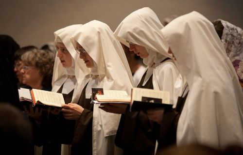 Carmelites welcomed at St. Monica :: Catholic News Agency (CNA)