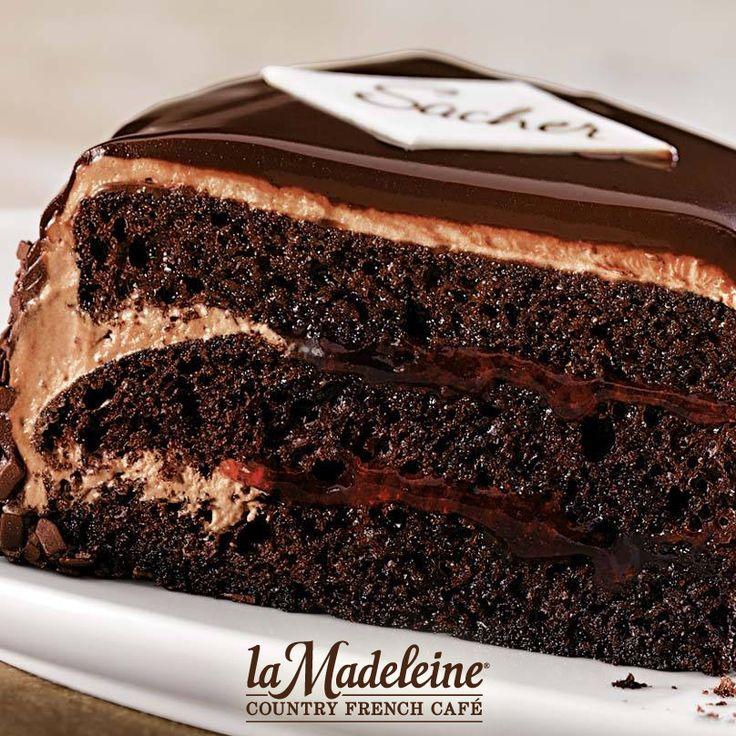 Sacher Cake Price La Madeleine