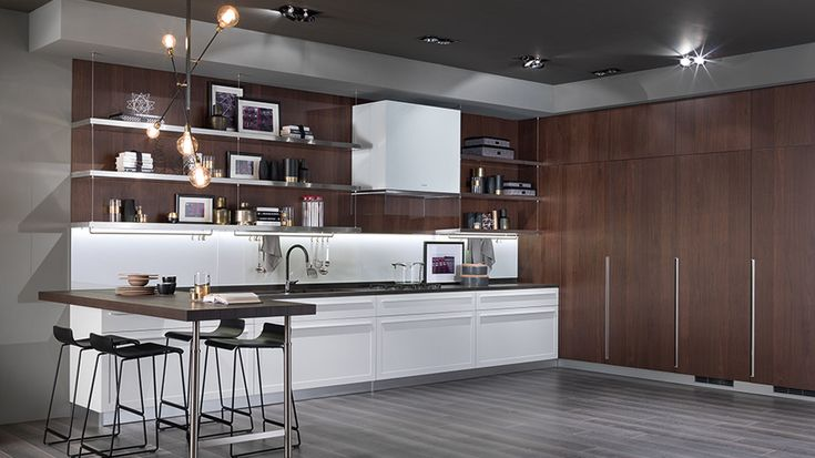the new carattere kitchen from scavolini | scavolini cucine, Hause ideen