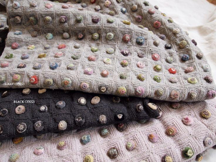 Sophie Digard Blanket Popcorn