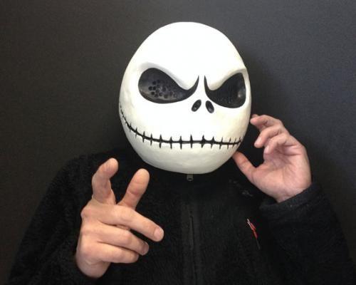 Jack Skellington Mask