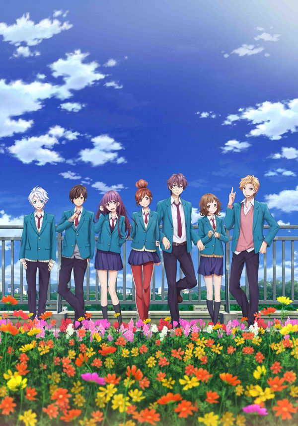 Zutto maekara suki deshita An Anime Movie which is veeeery cute and lovey-dovey ca. 1 hour