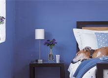 Blått kan dysse deg i søvn