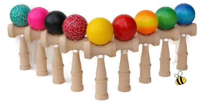 Hottest Kendama Toy for Christmas is HERE!! 7 Colors