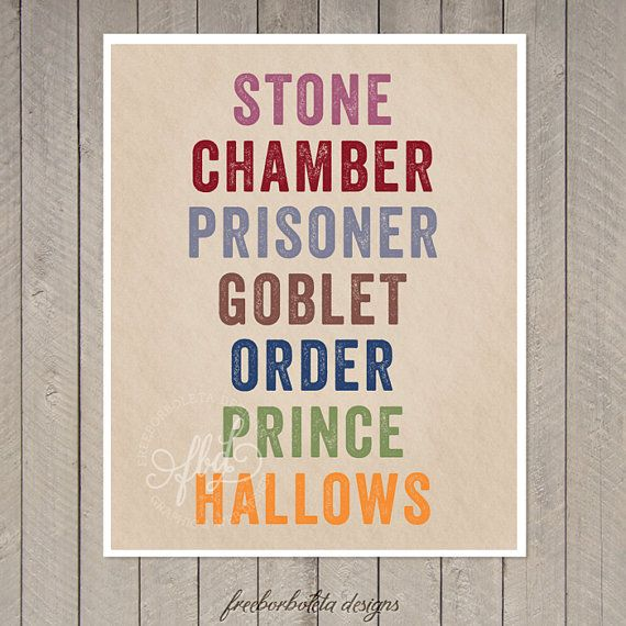 Harry Potter Book Names : Images about harry potter on pinterest facts