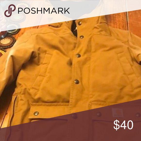 Boys Carhartt Coat Like new boys Carhartt Coat!! Size medium 10/12 Carhartt Matching Sets