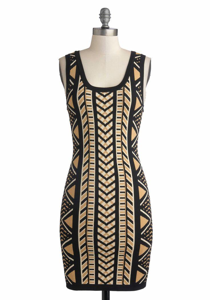 Cause and Effective Dress   Mod Retro Vintage Dresses   ModCloth.com
