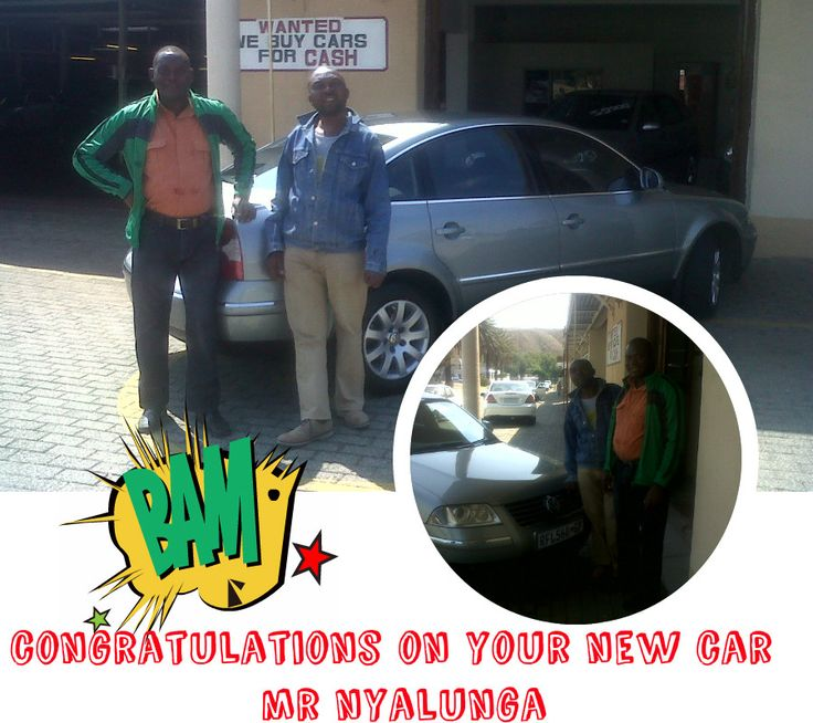 Congratz on your new car Mr Nyalunga.... #cars #vw #passat #vehicle #finance #happyclients