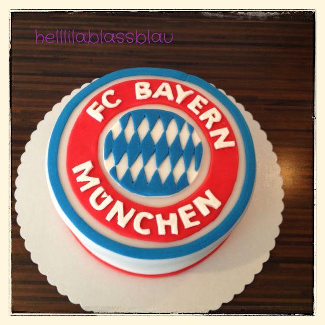 how to make bayern munich cake