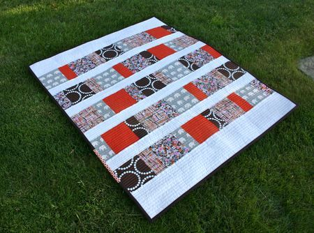 Charm (and 10!) Squares Quilts