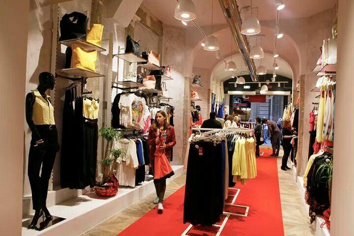 Il nostro store Cvg a Barcellona
