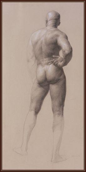 Jacob Collins - Drawing