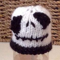 Innocent  Smoothies Big Knit Hat Patterns Jack Skeleton