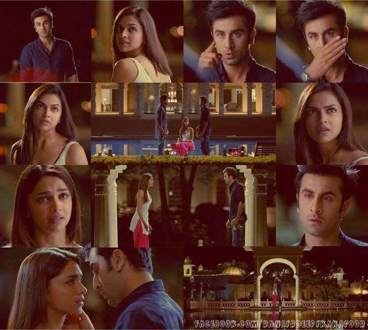 Luv this scene in YJHD ....jealousy.....luv it yrrr...favo scene...