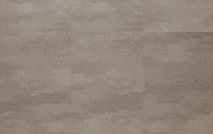Green-Flor New Square Concrete Umber Brown GT603 - Elkwood Outlet