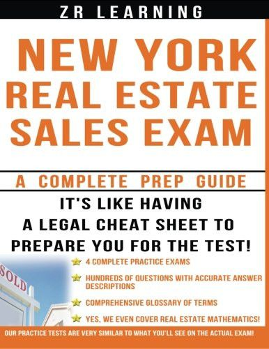 New York Real Estate Exam: A Complete Prep Guide
