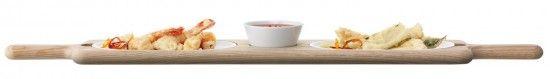 Paddle – Les planches de service par LSA International  http://www.decotendency.com/a-table/planches-paddle-lsa-international-27248 #deco #design #MO15