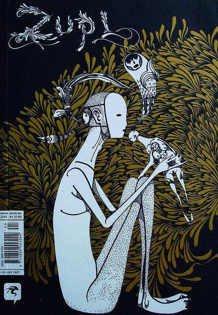 Zupi cover #04 by Zupi Design, via Flickr
