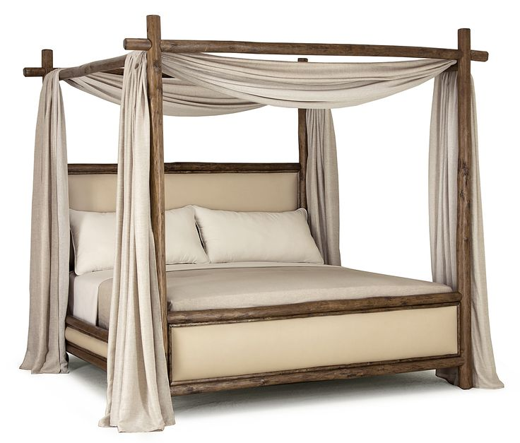 This #LaLuneCollection canopy bed just left the workshop, en route to its new home in sunny Arizona - bon voyage, beautiful!