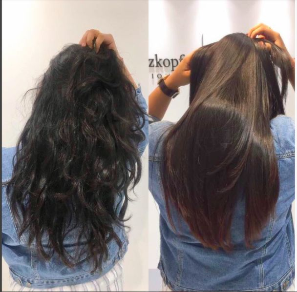 This article shall give you an idea about Hair Smoothening and Hair Straightening, and will help you choose between them.