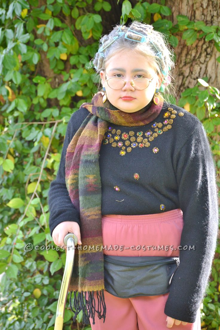 Last Minute Old Lady Costume for a Girl - Přes 25 Nejlepších Nápadů Na Téma Old Lady Costume Na Pinterestu