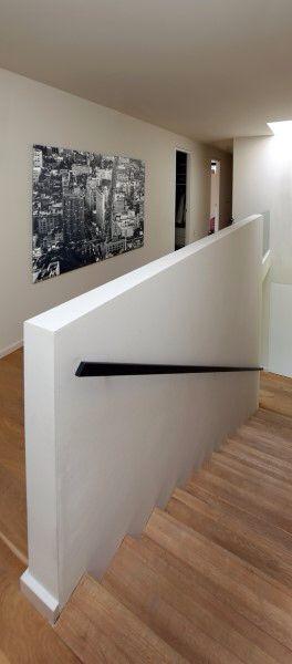 78 best idee n over zwarte leuning op pinterest geschilderde leuning trappen en trapleuningen - Ontwerp leuning ...