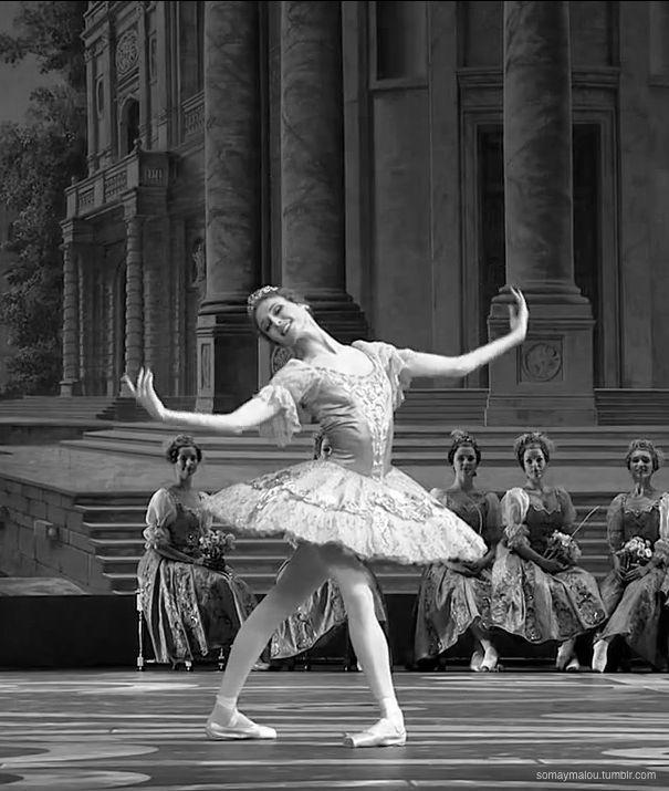 Svetlana Zakharova in Sleeping Beauty