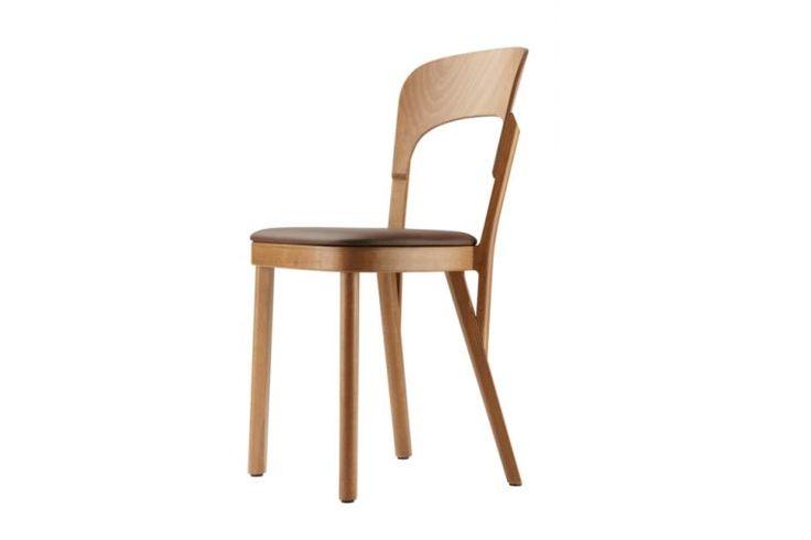Une chaise en bois moderne pour les restaurants, les cafés et les salles à manger privées - THONET-Möbel - Stühle, Tische, Sessel und Sofas, Design-Klassiker aus Bugholz und Stahlrohr