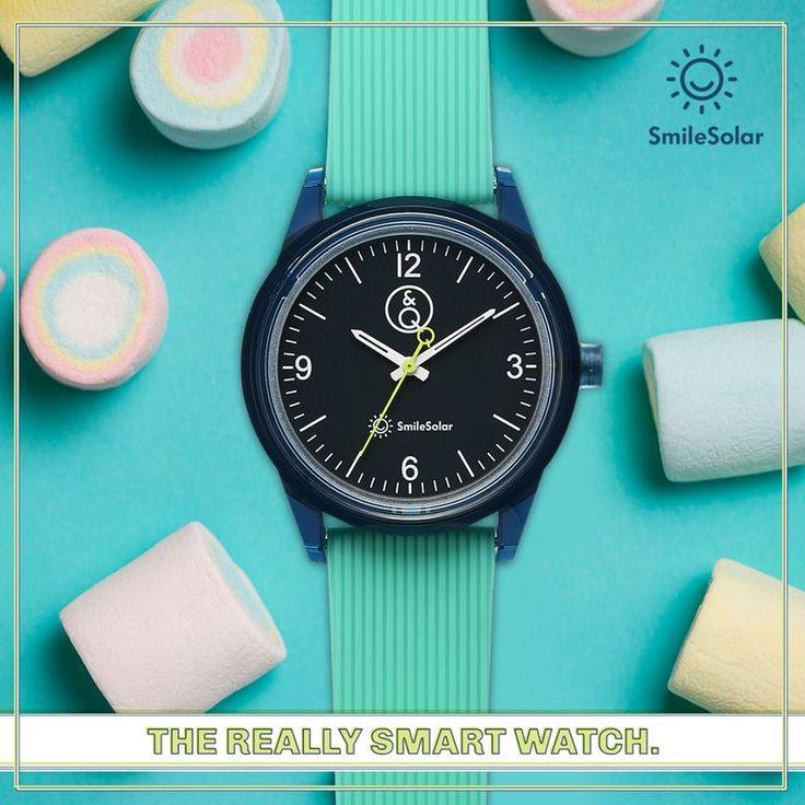 Smile Solar: orologi a carica solare, dall'anima eco-friendly e dal design irresistibile