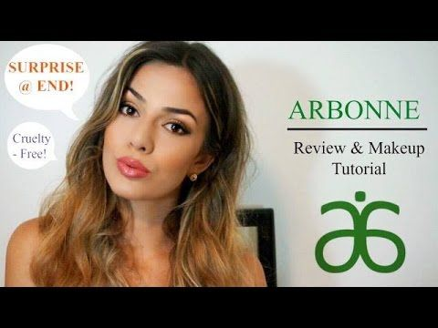 Arbonne Makeup Review & Tutorial | Cruelty Free ♡