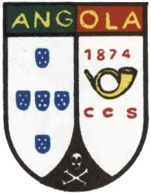 Companhia de Comando e Serviços do Batalhão de Caçadores 1874 Angola 1966/1968