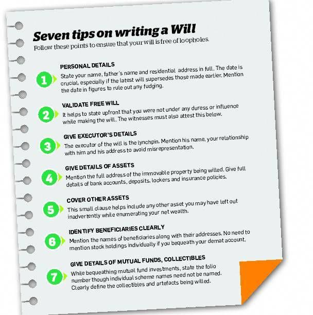 Why You Need A Last Will And Testament Form Last Will And Testament Will And Testament Writing