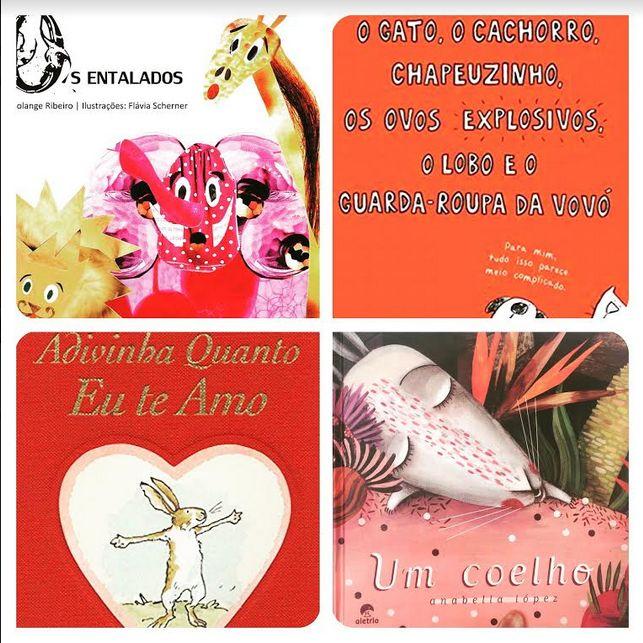 Presenteie as crianças com BONS LIVROS! Fiz uma seleção pra ajudar vocês. Tem lançamentos, livros pra rir, pra declarar seu amor, pra refletir etc.