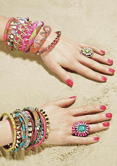 Accessorize Spring/Summer 2013 Lookbook | Fashionisers.com - Tempted by the Passion for Fashion