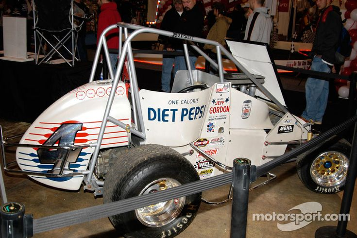 Usac midget racing film