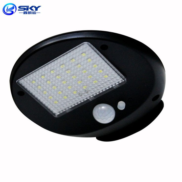 High Quality Solar LED Light Waterproof Design Outdoor Solar Motion Sensor Security Light